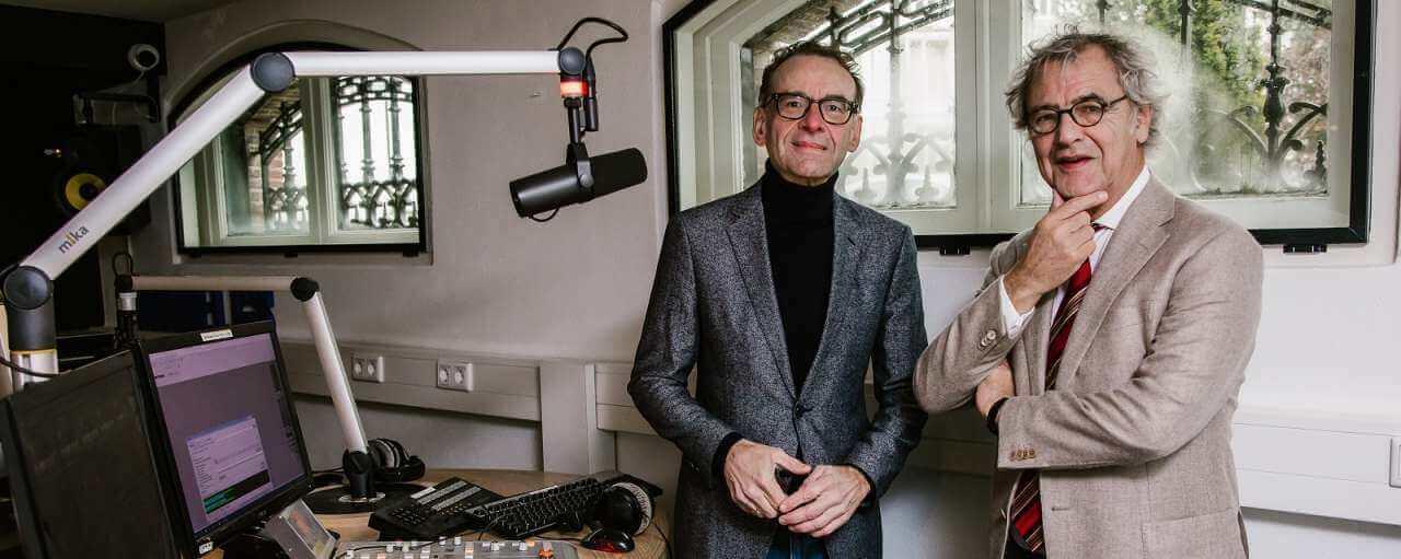 """Roger van Boxtel: """"Impulsen van buiten naar binnen brengen is mijn belangrijkste taak"""""""