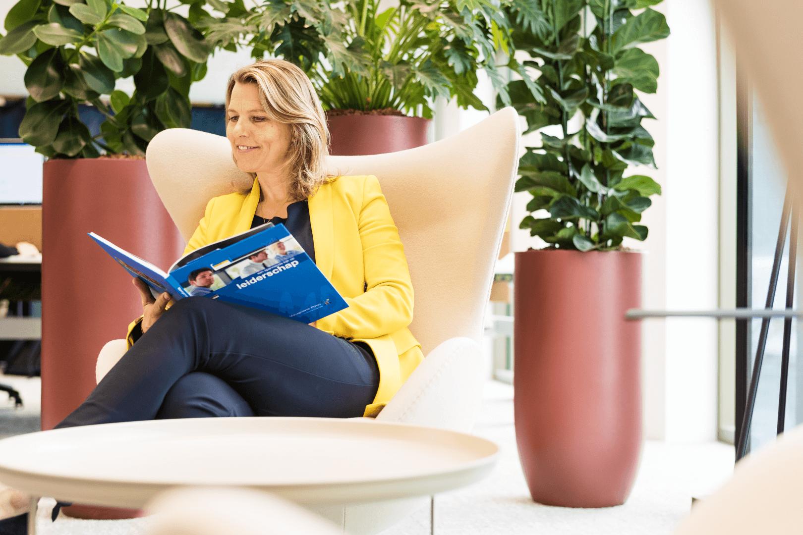 Anita van Ebbinge: 'Op weg naar échte verandering bestaan geen shortcuts'